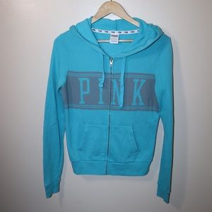 PINK / Victoria's Secret✨ Zip Up Hoodie